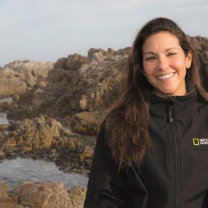Dr Andrea Marshall, National Geographic Emerging Explorer