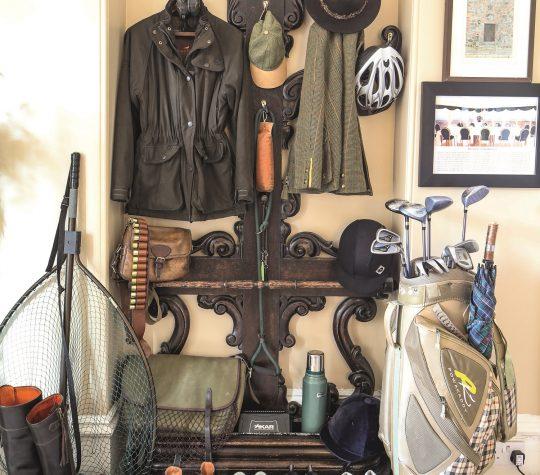 Raemoir House Front Lobby Outdoorwear