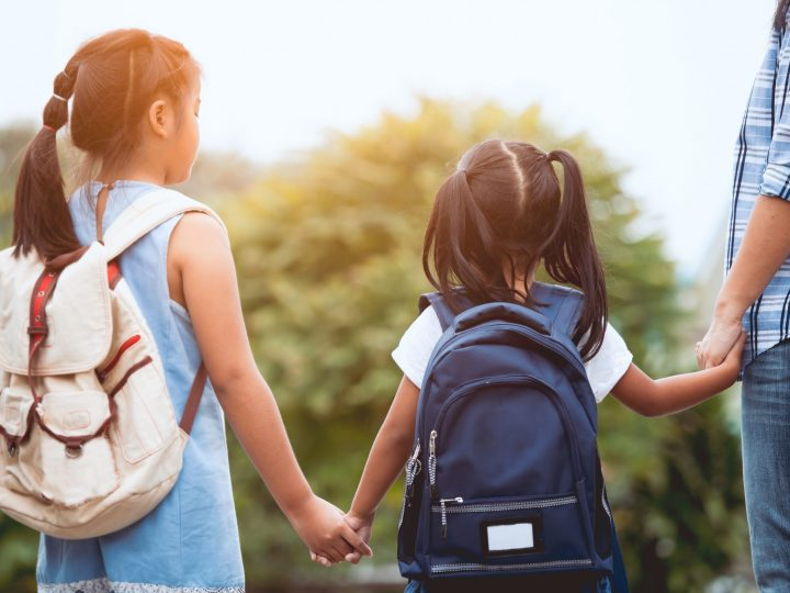 How to prepare your child for the return to school